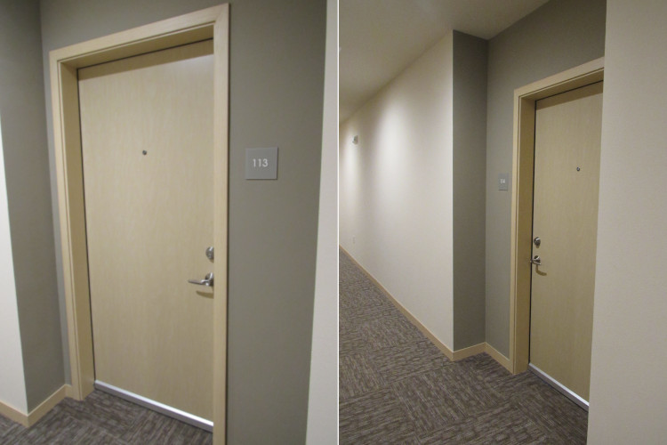 Hallway Doors by Valley North Distributing